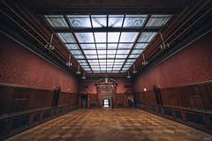 Abandoned Art Gallery (svvvk) Tags: abandoned ue urbex urban exploration grain noisy explore exploring mansion estate manor plantation bando decay