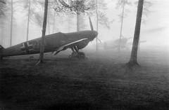 BF-109′s in fog, 1945