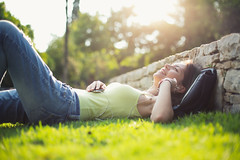 (Nasos Zovoilis) Tags: bear park family blue boy summer portrait people music woman motion color cute green love nature girl beautiful beauty smile face field grass smiling horizontal female youth laughing fun outside outdoors happy person freedom togetherness countryside moving spring big healthy movement holding hug friend girlfriend couple pretty sitting adult bokeh outdoor joy young meadow free lifestyle happiness romance listening relationship together attractive headphones romantic laughter leisure backlit emotional lying engaged excite hold touching active caucasian