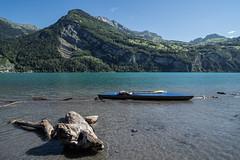 Walensee (qitsuk) Tags: lake schweiz switzerland kayak canoe canoeing glarus walensee klepper amden filzbach foldingkayak weesen