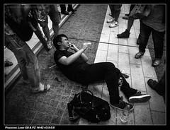 P2420691 (YKevin1979) Tags: lumix hongkong protest police panasonic impact g6 香港 pz legco pepperspray 警察 f3556 示威 1442 legislativecouncil 立法會 1442mm 13jun legislativecouncilofhongkong 衝擊 13jun2014 胡椒噴霧 六月十三日 反東北 反東北撥款