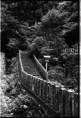 鞍馬寺〜貴船神社