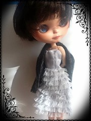 Blythe-a-Day July 2014#20: Favorite Beatles Song: Nylah...
