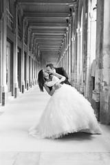 wedding photo paris-3 (Anthony-Lacaes) Tags: wedding white black paris love photography bride photo noir dress robe royal anthony palais romantic mariage blanc mariee lacaes