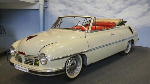Tatra 600 Kabriolet - Carrosserie Sodomka