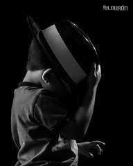 Creo en ti - 204/365 (jlduron) Tags: boy portrait guy hat childhood portraits project studio infant child retrato estudio retratos portraiture sombrero infancia nio andres niez infante hijo proyecto 2014 project365 proyecto365 jlduron joseluisduron jlduroncom el365definitivo