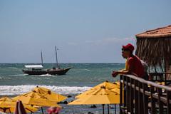 Pipa - RN - Brazil (Bebel Lelis) Tags: brazil people beach pipa pipabeach wolrdcup