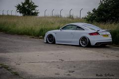 Audi TT RS (Mode_S) Tags: vw ride air days rotiform