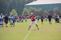 Tyler Wilson (Thomson20192) Tags: atlanta camp training football branch tennessee nfl practice titans tennesseetitans atlantafalcons falcons flowery