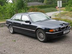 BMW 735iL E38 (nakhon100) Tags: cars bmw v8 7series 7er 735il e38 735i