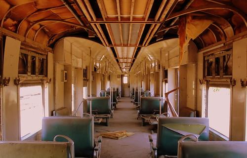 Vagón de pasajeros