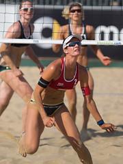 P7181221 (roel.ubels) Tags: world beach sport tour scheveningen denhaag beachvolleyball volleyball thehague volleybal 2014 beachvolleybal fivb