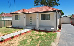 5 Ellis pde, Yennora NSW
