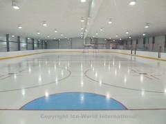 2013 - ice hockey rink Brixton
