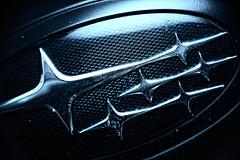 Subaru Stars (Carl@CDHPIX) Tags: 2005 2003 macro cars love 2004 emblem logo stars close 2006 subaru 2008 impreza 2009 2007 2010