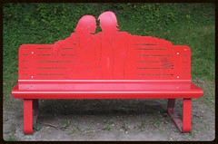 Suggestive bench