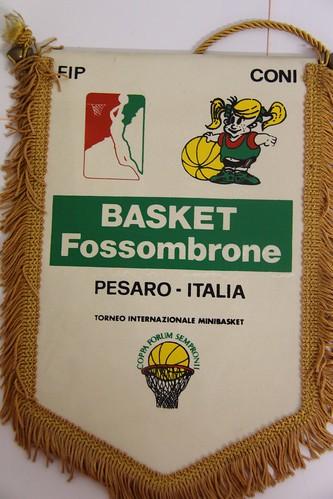Basket Fossombrone