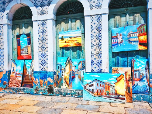 Arte no Centro Histórico de São Luís, Maranhão