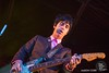 Johnny Marr at Leopardstown Racecourse, Dublin on August 7th 2014 by Aaron Corr