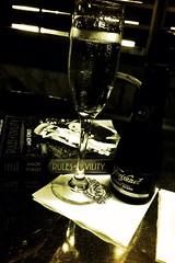 Day 239 (shanleigh1973) Tags: camera book champagne 365 bookclub rulesofcivility iphoneography lts365