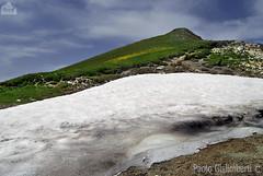 l'ultima neve, the last snow (paolo.gislimberti) Tags: marche mountainlandscape parcodeimontisibillini paesaggiodimontagna alpinegrassland montisibillininp prateriaalpina