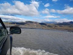 Un facile guado (FabienClimb) Tags: water iceland guado rsmrk rivercrossing skagfjrsskli rsmerkurvegur