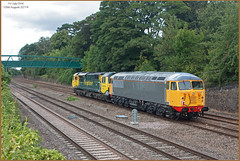 An Ugly Grid (Resilient741) Tags: train diesel leicestershire railway class locomotive 70 56 freightliner mml 56081 70006