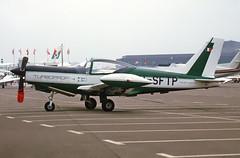 I-SFTP_25may84EDDV (Heron81) Tags: hannover turboprop haj slidescan marchetti langenhagen siai hannoverlangenhagen eddv sf260tp isftp cn66160004
