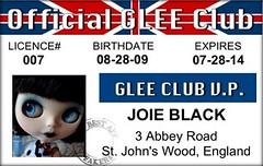 Expired GLEE ID Card?!  (BaD 9/7/14 ~ GLEE)