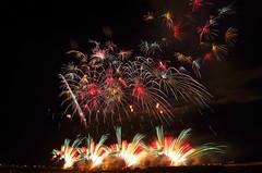 長岡まつり大花火2014 Fireworks in Nagaoka Festival 2014 (ELCAN KE-7A) Tags: japan river pentax fireworks 日本 niigata nagaoka 花火 2014 新潟 長岡 shinano 信濃川 ペンタックス marugo マルゴー k5ⅱs この空の花