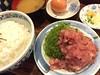 和可奈寿司×アジ丼