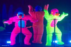 Fantasmic! (heytherejere) Tags: disneyland disney monkeys fantasmic disneycharacters riversofamerica disneycastmembers thejunglebook disneyparks