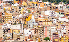 Houses Houses Houses (Franco Beccari) Tags: world sardegna city trip travel blue houses red vacation italy white holiday black color colour building green tourism yellow architecture photography town nikon europe nikkor d600