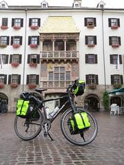 Biketrip to Steinach (NLHank) Tags: travel bike canon lite austria nederland powershot hank fietsen duitsland fiets itali 2014 biketrip aafke innsbrck fietsvakantie fietsreis sensa sx50 ooostenrijk europafietsers sensabikes