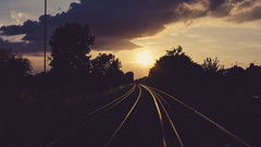 Train Tracks (millerartwork) Tags: ex train sussex worthing sony tracks sigma east preston 28 alpha dn 30mm angmering dsc09098 emount nex7