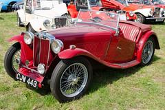 MG TA Midget (1939) (SG2012) Tags: auto classiccar automobile mg oldtimer oldcar autodepoca motorcar carphoto carpicture cocheclasico voitureclassique carphotograph carimage cholmondeleypageantofpower 14062014 cjw443