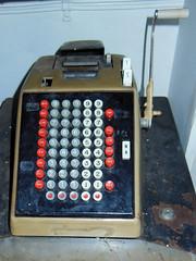 Tuck Shop Cash Register, MS Norgoma (grecomic) Tags: vintage 1950s soo cashregister saultstemarie industrialdesign tuckshop thesoo museumship norgoma saultstemarieon msnorgoma
