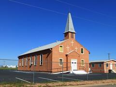 WWII chapel (army.arch) Tags: arizona building church army wwii chapel az worldwarii ww2 moved temporary worldwar2 huachucacity