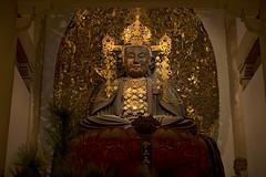 Hokan Shaka Nyorai in Engaku-ji (tak iwayoshi) Tags: statue japan temple asia kamakura buddhism zen shaka engakuji kanagawa nyorai hokan