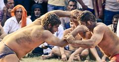 Kushti | Indian wrestling ([s e l v i n]) Tags: india men sports fight village action muscle wrestling battle fighting punjab combat wrestle actionphotography indianmen kushti indianwrestling pehlwan selvin indiankushtiwrestling