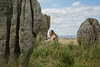 She Loves Stone Circles (sunsetbeach) Tags: stone circle summertime fulfilled atpeace ghani iamhere duddo quietmoment