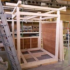 6_cubico (reyneriarchitetti) Tags: wood detail torino construction architettura disegno bois legno modulor modulo prototipo allestimento dettaglio progetto padiglione cubico autocsotruzione