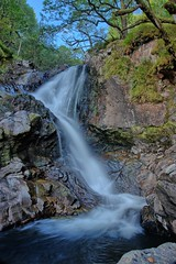Eas Chia-aig falls (philrmonic) Tags: water scotland waterfall highlands scenic loch arkaig