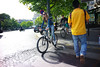 Parisian #143 (人間觀察) Tags: street leica city trip people paris france travelling walking day candid voigtlander stranger tm parisian f40 m9 l39 21mm voigtlander21mm leicam9