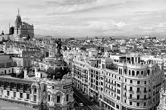 Madrid (Sonia Montes) Tags: madrid blackandwhite bw blancoynegro bn azotea cba wwwfacebookcomsoniamontesfotografia