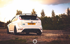 Autumn setting (Bennett Photography - jonyb466) Tags: autumn colour ford car matt nikon focus sigma automotive rs d300s
