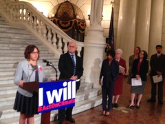 PA press conference in Harrisburg on Clean Power Plan