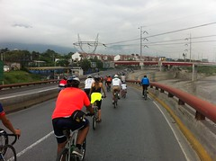 IMG_4105 (pueblobicicletero) Tags: santacatarina 2014 lahuasteca seguridadvial ciclismourbano sanpedrogarzagarca movilidadsostenible biciblanca parqueecolgicolahuasteca ciclismodeportivo