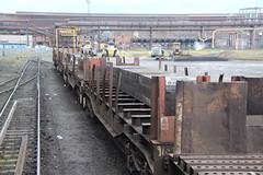 IMG_0790  British Steel, Scunthorpe (SomeBlokeTakingPhotos) Tags: britishsteel steel steelworks steelmill steelindustry stahlwerk stahl heavyindustry manufacturing industrialrailway torpedocar