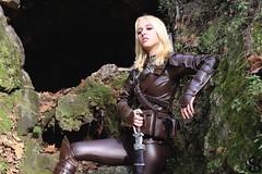 Guildmaster Armor Skyrim (DrosselTira) Tags: vest elder scrolls v 5 tes bethesda cosplay cosplayer tesv tes5 skyrim guild master masterguild armor armour leather thief guildmaster